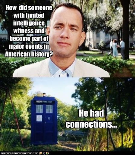 actor celeb doctor who funny Hall of Fame sci fi tardis tom hanks - 5184258816