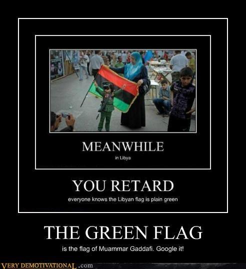 google idiots libya muammar gaddafi - 5184270592