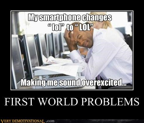 first,problems,world