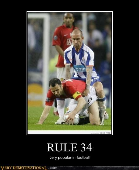football hilarious Rule 34 soccer sports