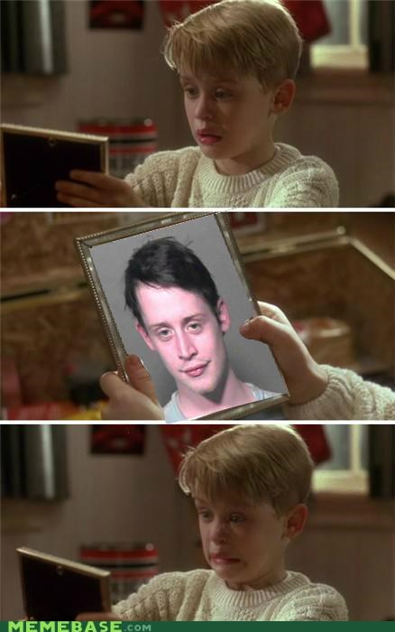 buzz future Home Alone kind macaulay culkin woof