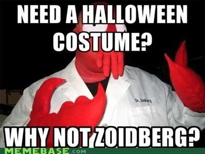 cosplay,costume,halloween,Zoidberg