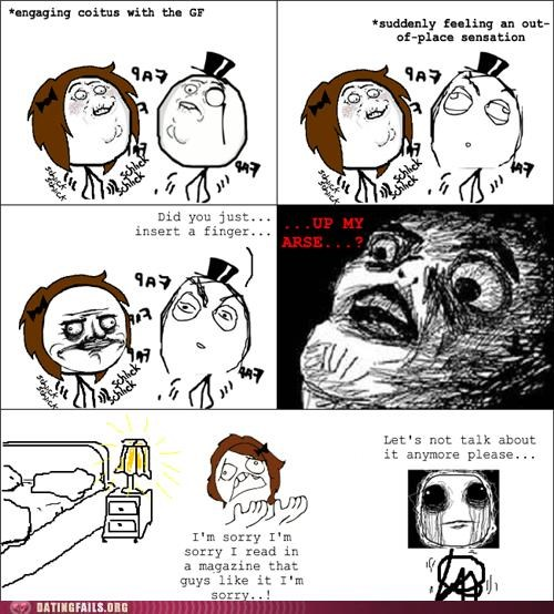 asshole buttsecks comic rage comic sex We Are Dating - 5185116416