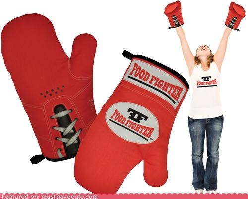 boxing gloves cooking kitchen oven mitts - 5185267456