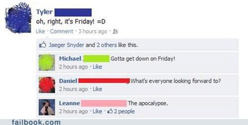 FRIDAY,not a fan,Rebecca Black,witty reply