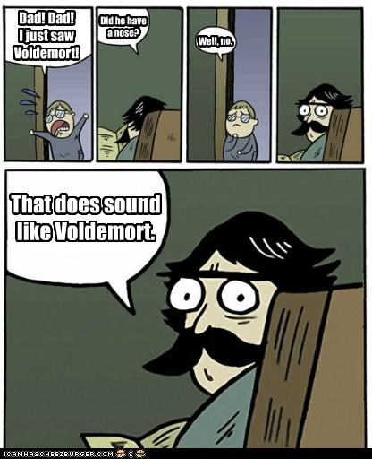 face nose Reframe stare dad voldemort - 5185725184