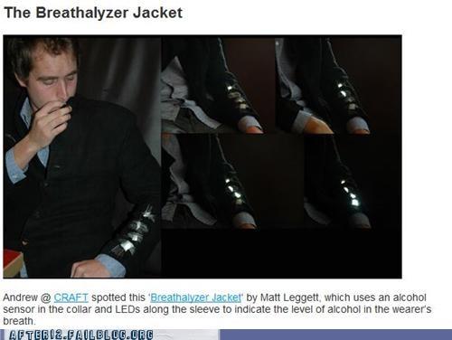 breathalyzer elephants jacket science technology - 5185912832