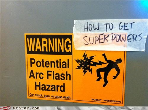 hazard sign super powers superheroes warning - 5186011392