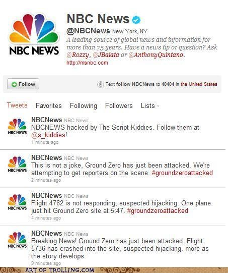 911 hacked NBC twitter - 5186205184
