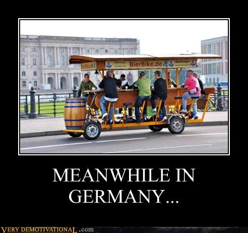 beer bike Germany mobile Pure Awesome restaurant - 5186336512