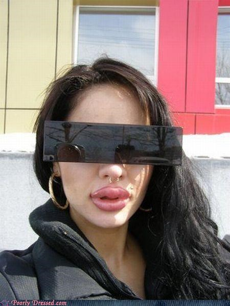 botox,glasses,plastic surgery,sunglasses