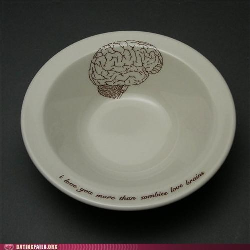 bowl brains We Are Dating zombie - 5186669056