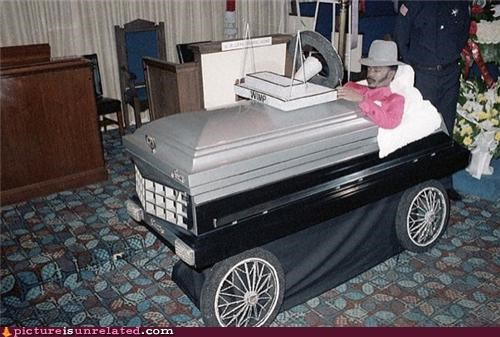 car coffin hating rolling wtf - 5187145472