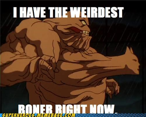 batman boners clayface erection Super-Lols weird - 5187689728