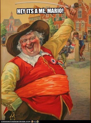 fat historic lols look alikes mario paintings - 5189466368