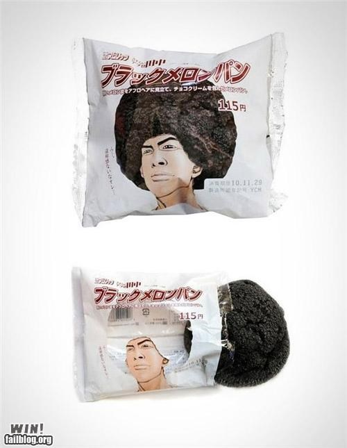 afro cookies design food oh Japan packaging snack snacks - 5190154496