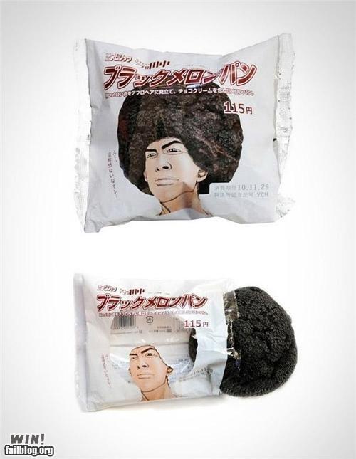 afro cookies design food oh Japan packaging snack snacks - 5190154496