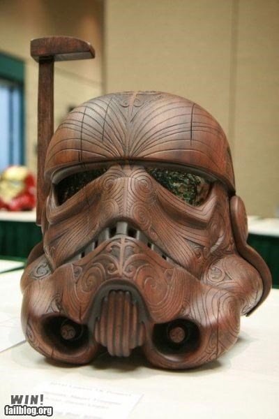 design fashion helmet nerdgasm star wars stormtrooper