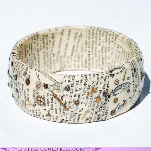 books bracelets cool accessories text - 5191970816