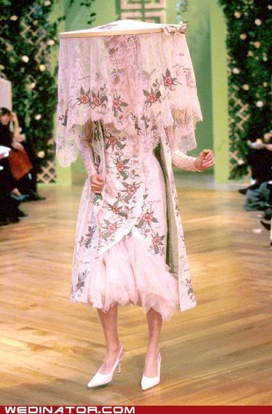 bridal couture bridal fashion funny wedding photos givenchy pretty or not wedding fashion