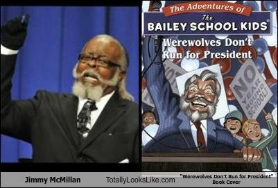 beard beards book book cover childrens book Hall of Fame jimmy mcmillan mustache presidential campaign the rent werewolves-dont-run-for-president