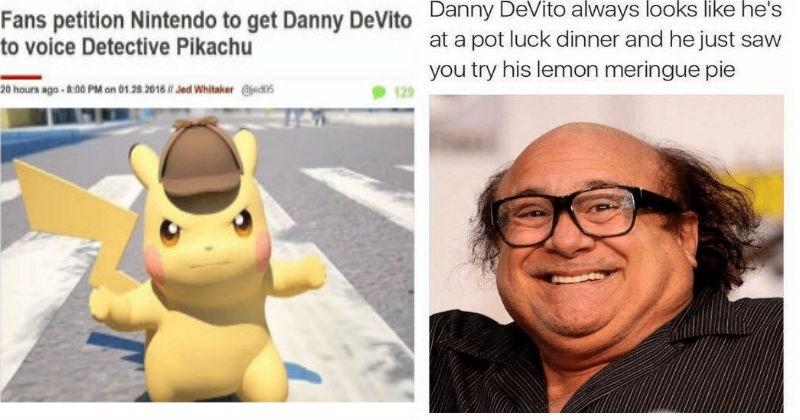 pics pictures danny devito funny Memes - 5195013