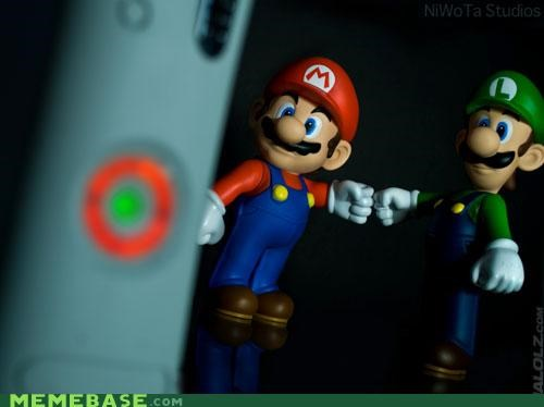 brofist mario Memes nintendo red ring video games xbox - 5195060992