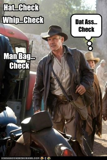 actor celeb funny Harrison Ford Indiana Jones Movie - 5195153920