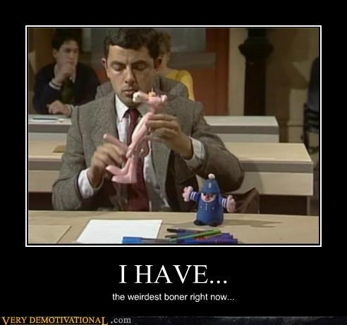 hilarious i have mr-bean pink panther - 5195292672