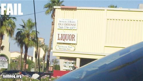 alcohol,failboat,g rated,juxtaposition,signs