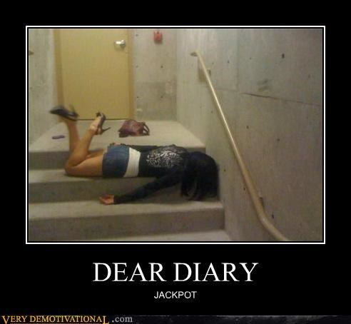 falling hilarious passed out stairs wtf - 5195460096