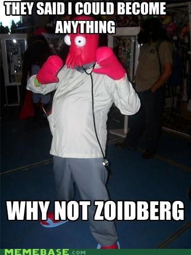 anything,doctor,futurama,Why Not,Zoidberg