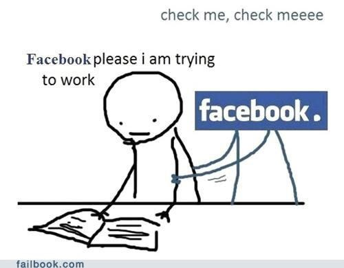 comic facebook work