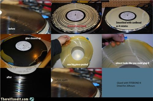 cleaning DIY glue Music not a kludge - 5195868928
