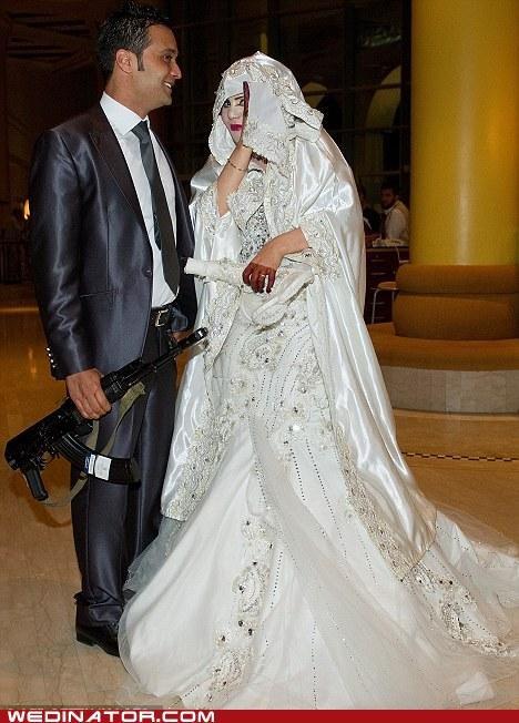 bride funny wedding photos groom islam libya tripoli - 5196090880