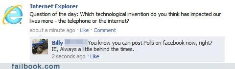 facepalm Featured Fail internet explorer oh snap technology - 5196180992