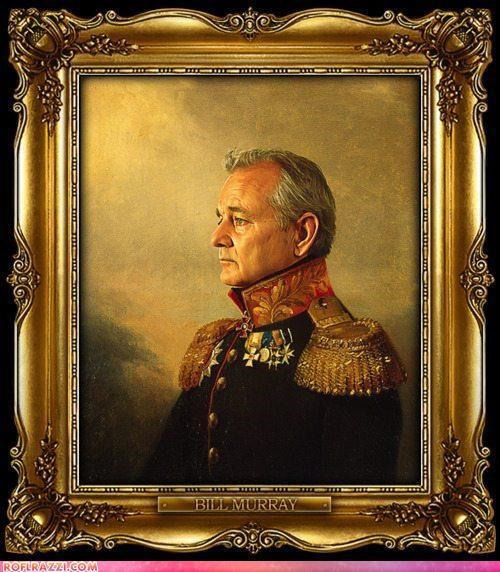 actor art awesome bill murray celeb cool Hall of Fame - 5196241152