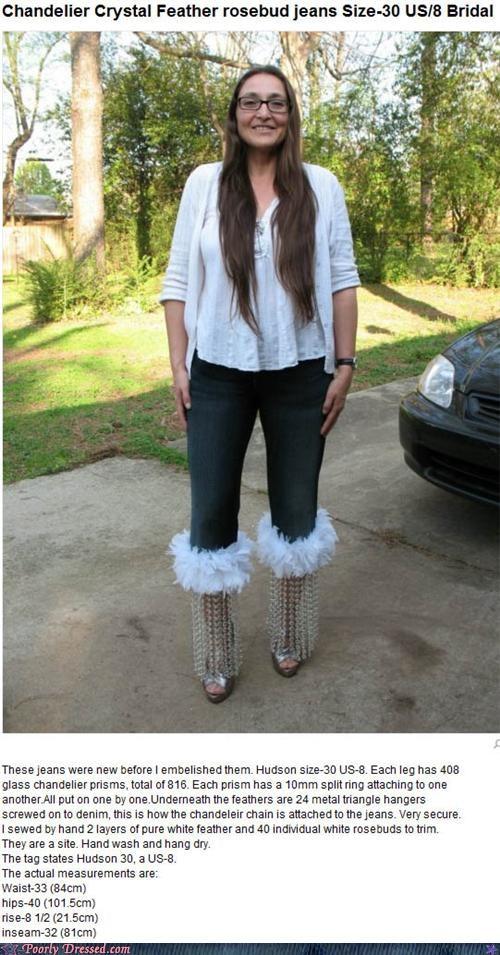 chandelier etsy impractical pants - 5196244736