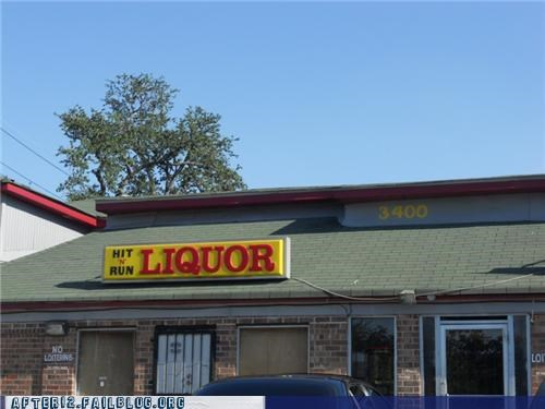 drunk driving hit and run liquor store misunderstanding not what i meant