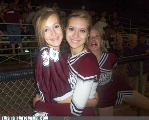 Awkward cheerleader underage - 5197528832