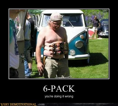 fat hilarious six pack wtf - 5197927424
