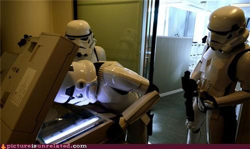 copier Office stormtrooper wtf - 5198059264