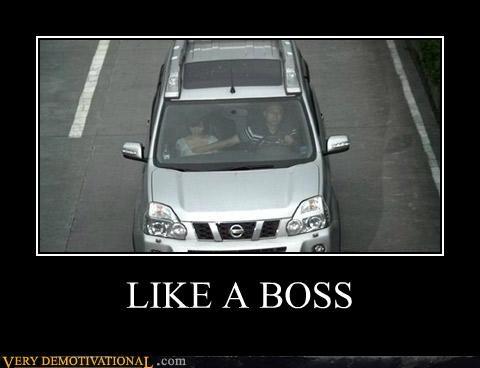 car hilarious Like a Boss - 5198568704