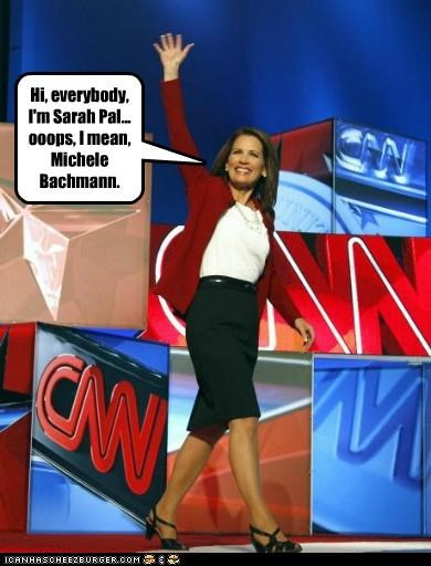Michele Bachmann political pictures Sarah Palin - 5199411712