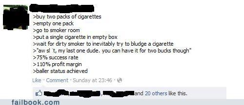 cigarettes,good idea,win