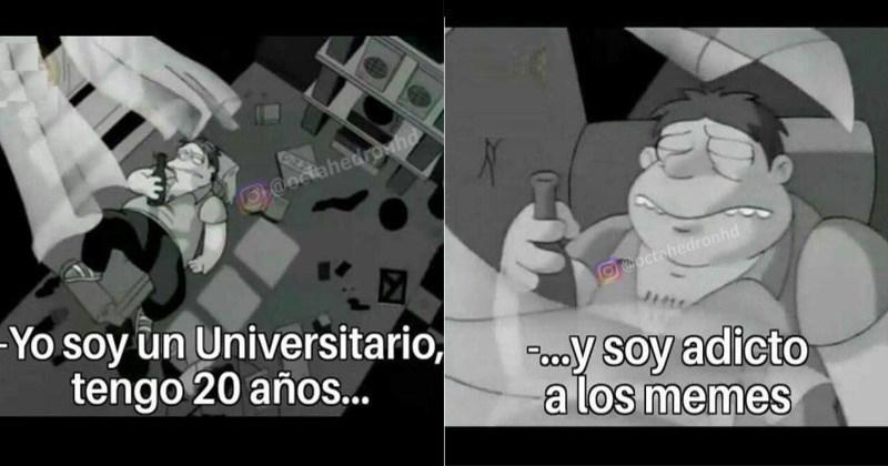 memes universitarios