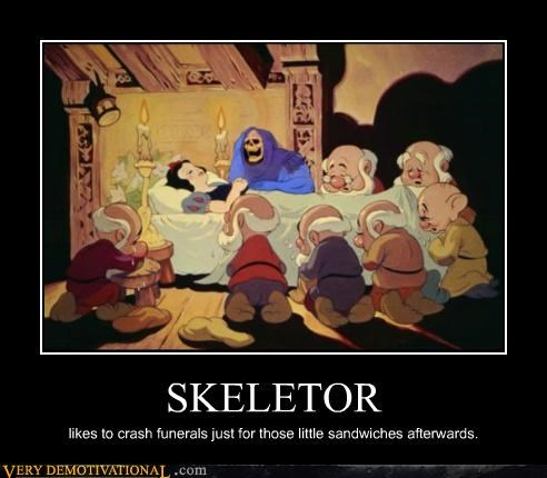 funerals hilarious sandwiches skeletor - 5201309696