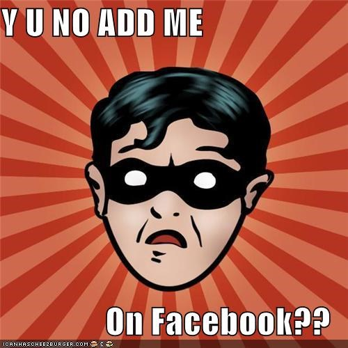 angry facebook robin Super-Lols - 5201466624