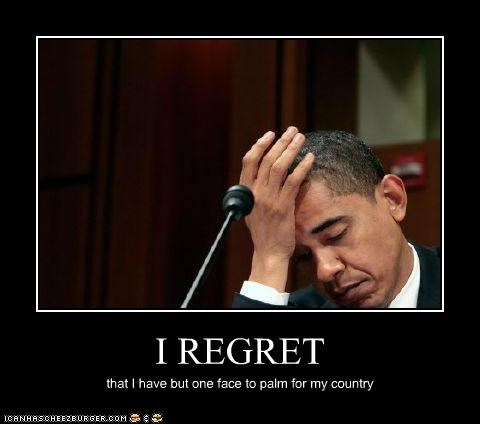 barack obama facepalm Hall of Fame nathan hale political pictures - 5201855232