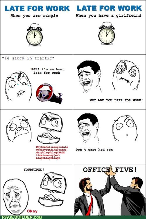 doesnt matter late Rage Comics single work